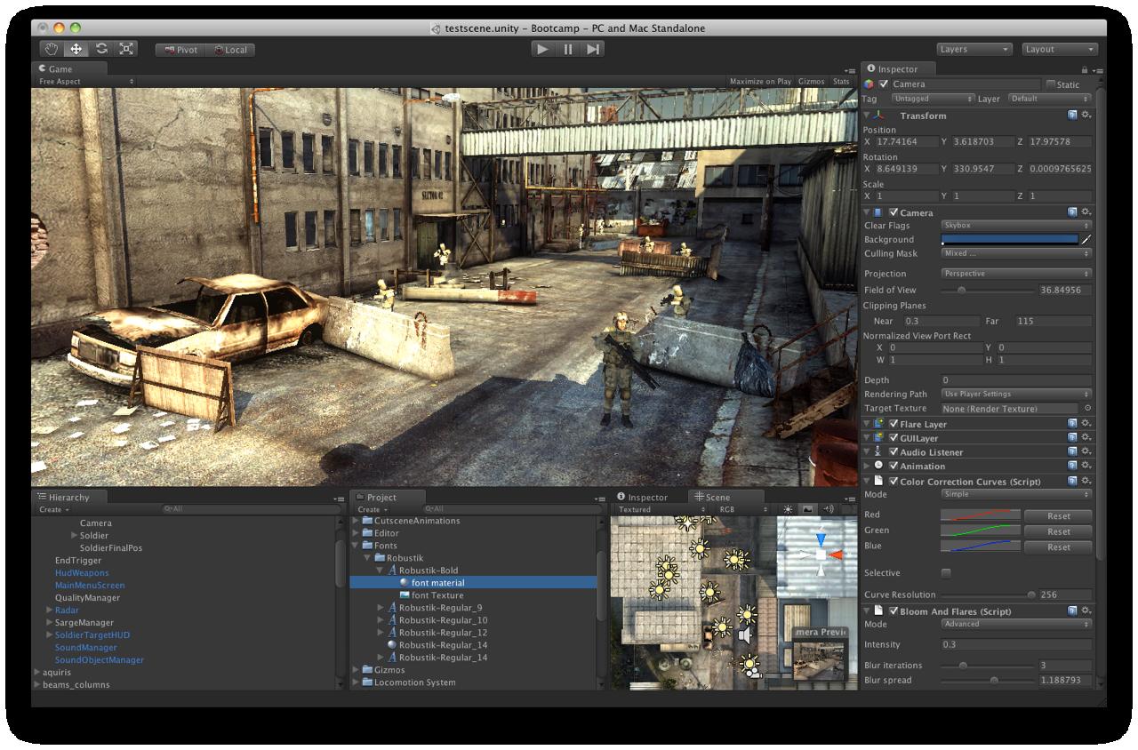Como Desarrollo Juegos Con Unity 3d Tecnobitt