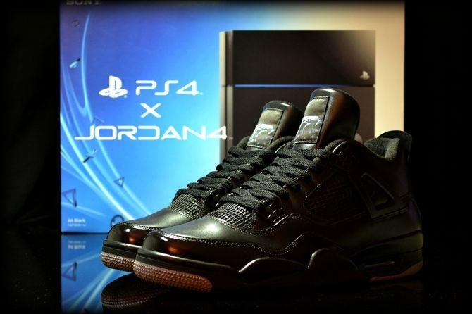 Air-Jordan-4-PS4