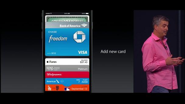 apple y los pagos online