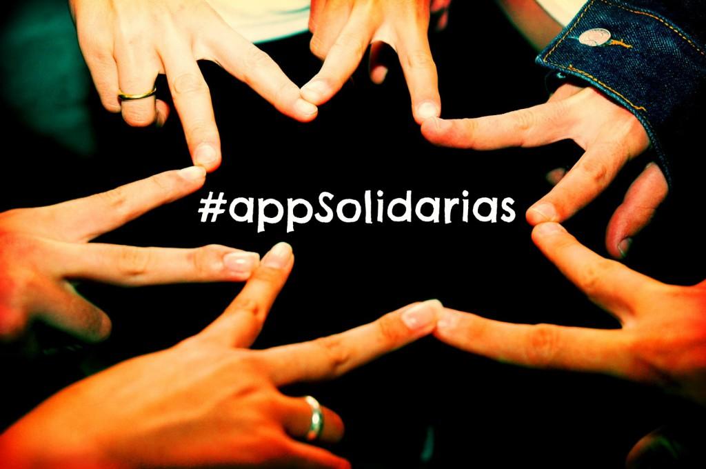 aplicaciones móviles solidaridad