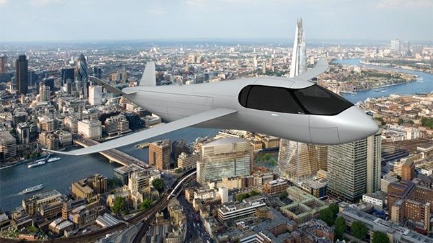 aviones modernos