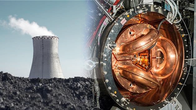 energia de fusión