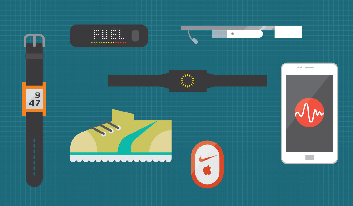 tipos de wearables