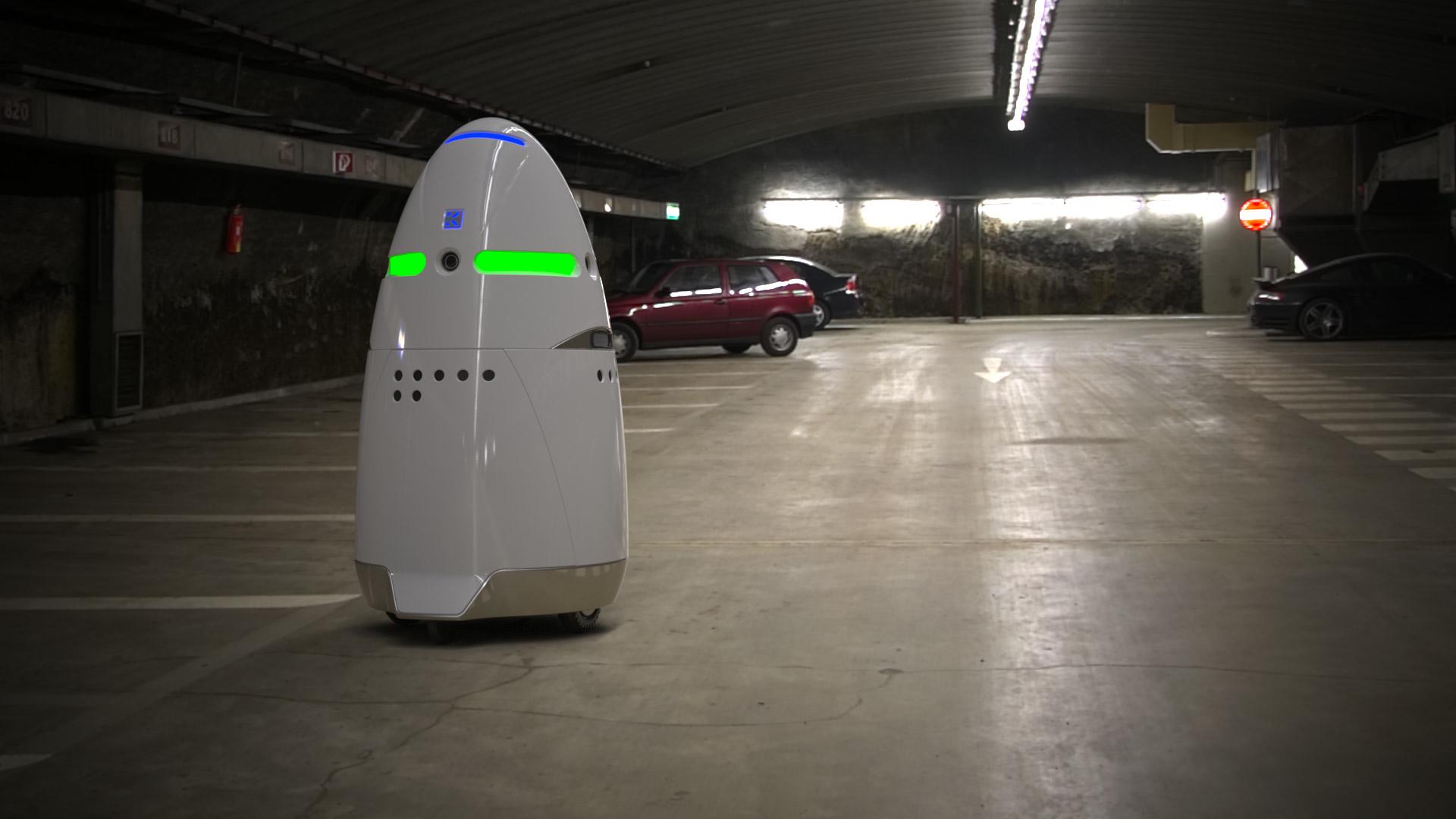 robots seguridad