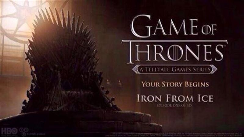 videojuego juego de tronos