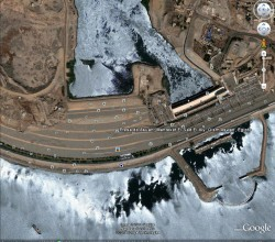 la presa de asuan