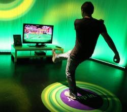 Gamescom Cologen trade fair - Microsoft Xbox 360 with Kinect