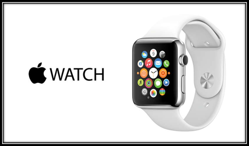 Apple watch (RJG)