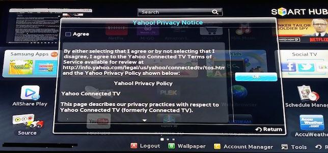 publicidad en smartTV