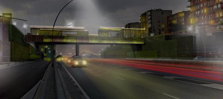 Construirán en Barcelona puente ecológico - TecnoBittTecnoBitt