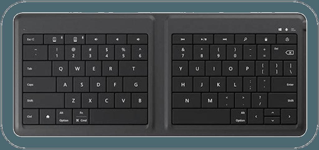 Microsoft Universal Foldable Keyboard 2