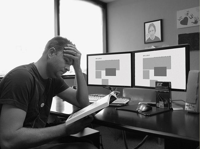 programador en depresion