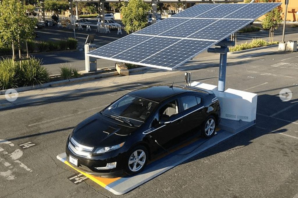 recargar vehículos eléctricos