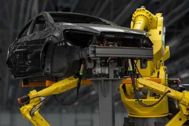 robot mas fuerte del mundo