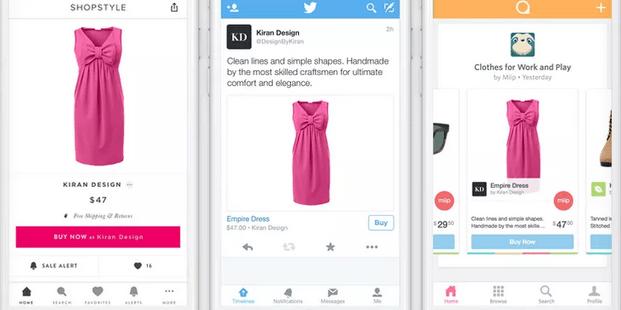 relay el boton de pago de twitter