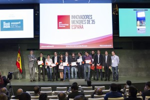 """La Fundación Rafael del Pino organiza el encuentro sobre talento y competitividad organizado junto a EmTech Spain y la MIT Technology Review en el que se darán cita los jóvenes españoles más innovadores en el campo tecnológico, seleccionados en la competición """"Innovadores menores de 35 España"""". En Madrid el 3 de diciembre de 2015. DS"""